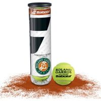 Babolat French Open All Court - Tube de 4 balles