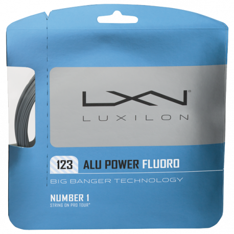 Luxilon Alu Power Fluoro 123 - 12m