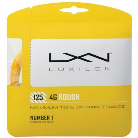 Luxilon 4G Rough 125 - 12m