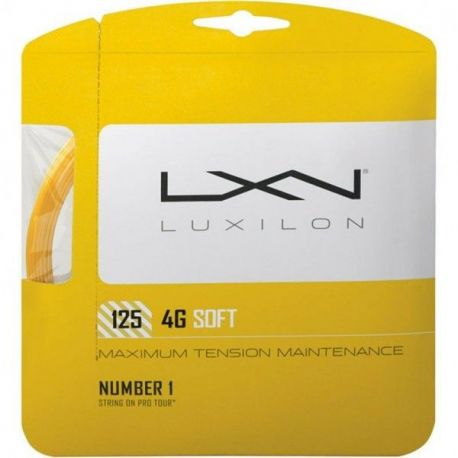 Luxilon 4G Soft 125 - 12m