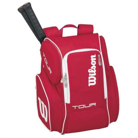 Wilson Tour V Backpack Rouge