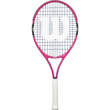 Wilson Burn Pink Junior 25