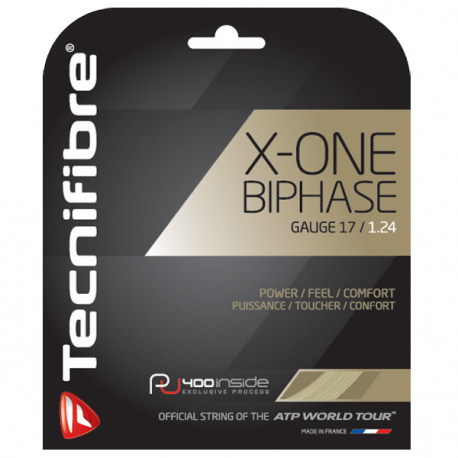 Tecnifibre X-One Biphase 124 - 12m