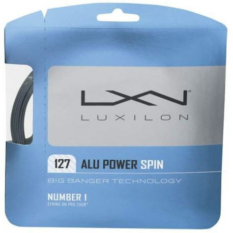 Luxilon Alu Power Spin 127 - 12m
