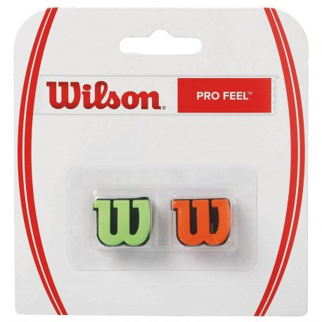 Wilson Pro Feel - Vert Orange