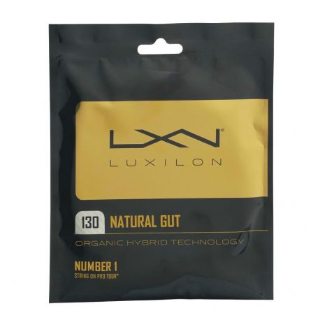 Luxilon Natural Gut 125 - 12m