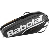 Babolat Pure Line Racket Holder x3 - Gris