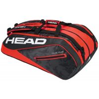 Head Tour Team 12R Supercombi Noir et Rouge 2018